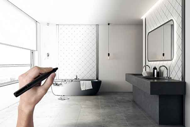 bathroom remodeling in the San Fernando Valley